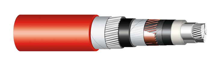 Image of 6-AHKCYDY three cores cable