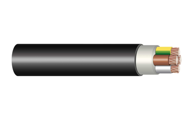 Image of E-2X2Y 0,6/1 kV cable